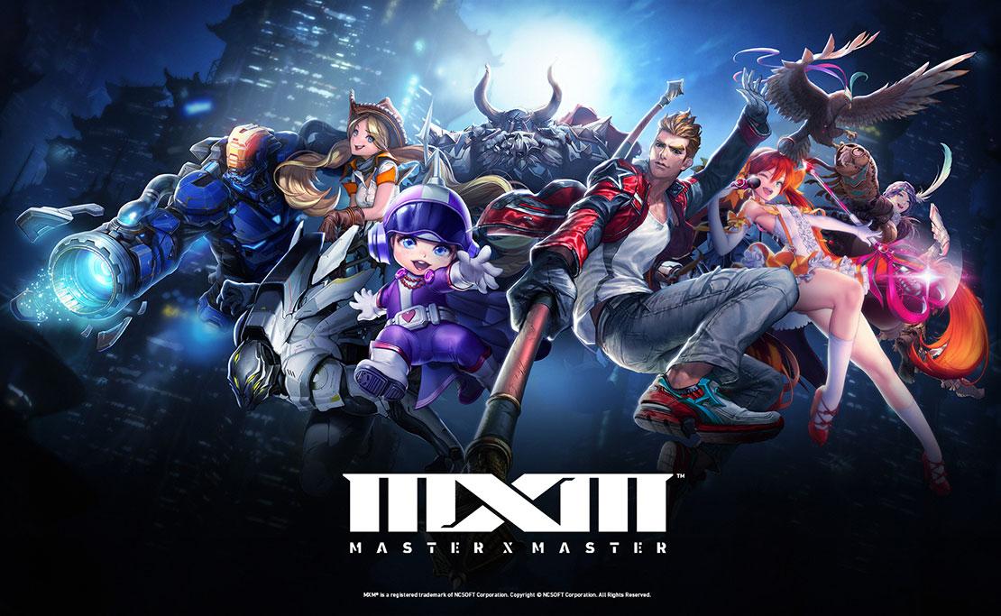 MXM(マスター×マスター Master X Master) イメージ画像