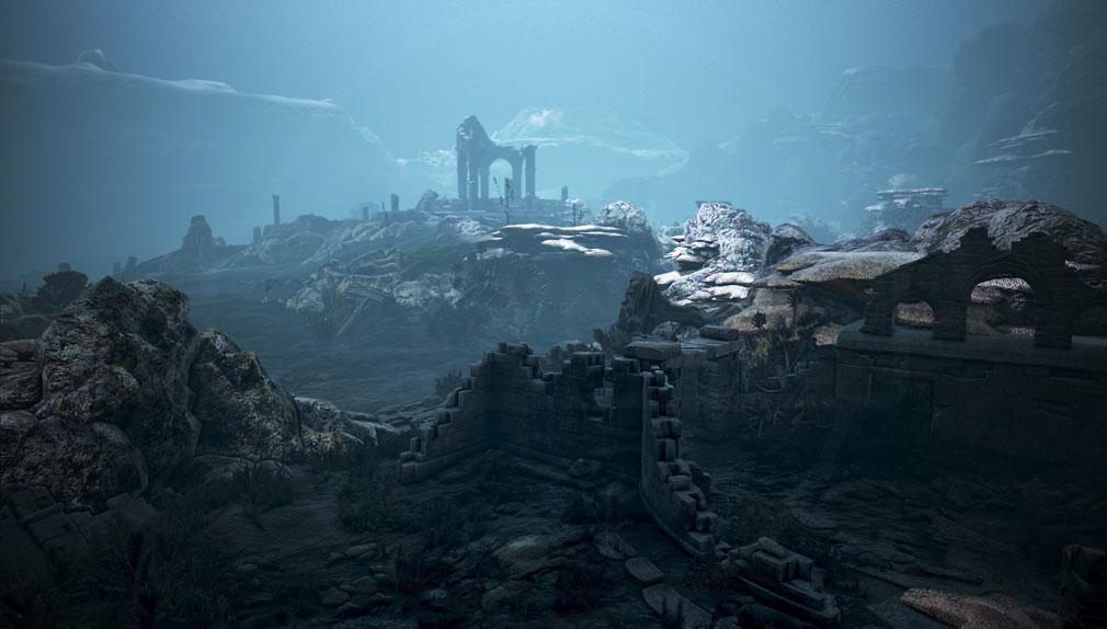 黒い砂漠 新エリア『シクライア海底遺跡 上層』スクリーンショット