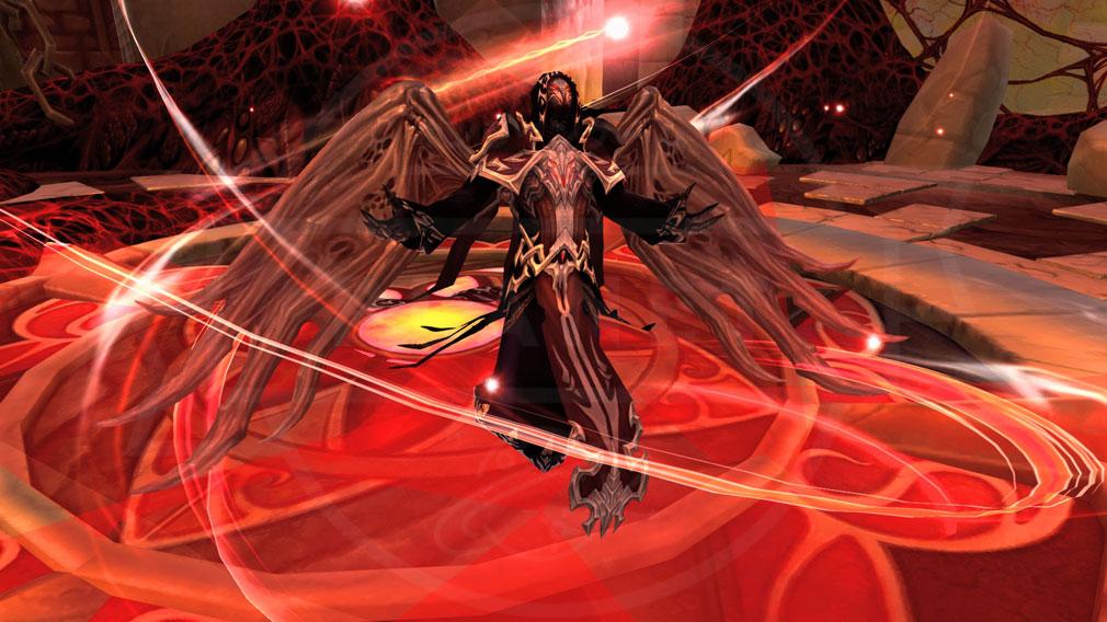 幻想神域-Cross to Fate- 超高難度ダンジョン『冥き途』スクリーンショット