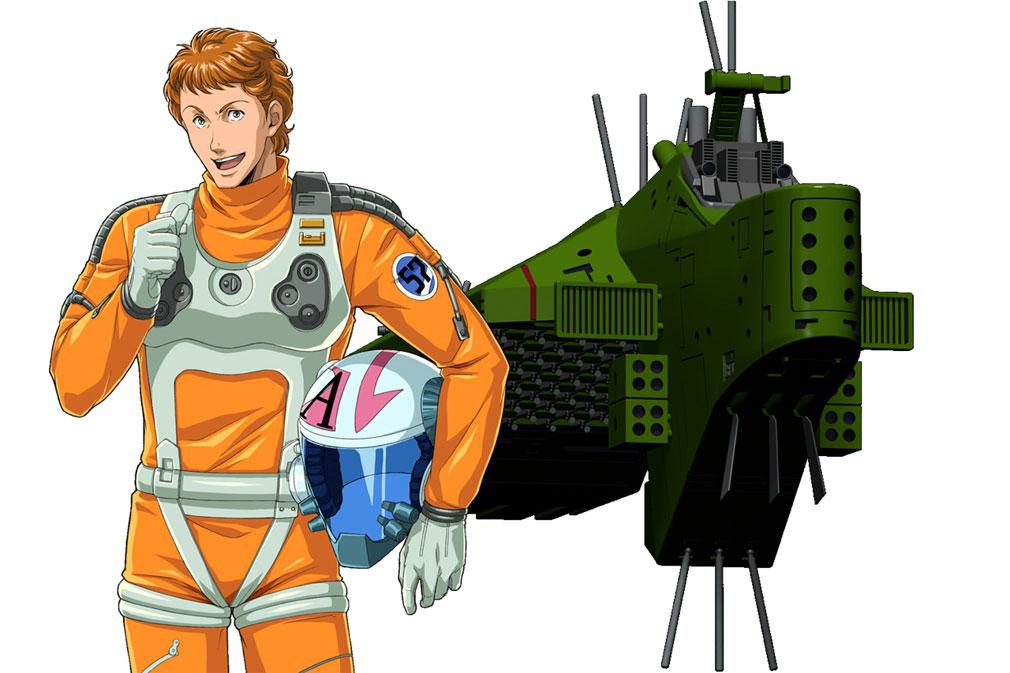 銀河英雄伝説タクティクス 同盟-空母-ポプラン