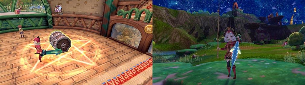 星界神話 -ASTRAL TALE-  宝箱と釣り
