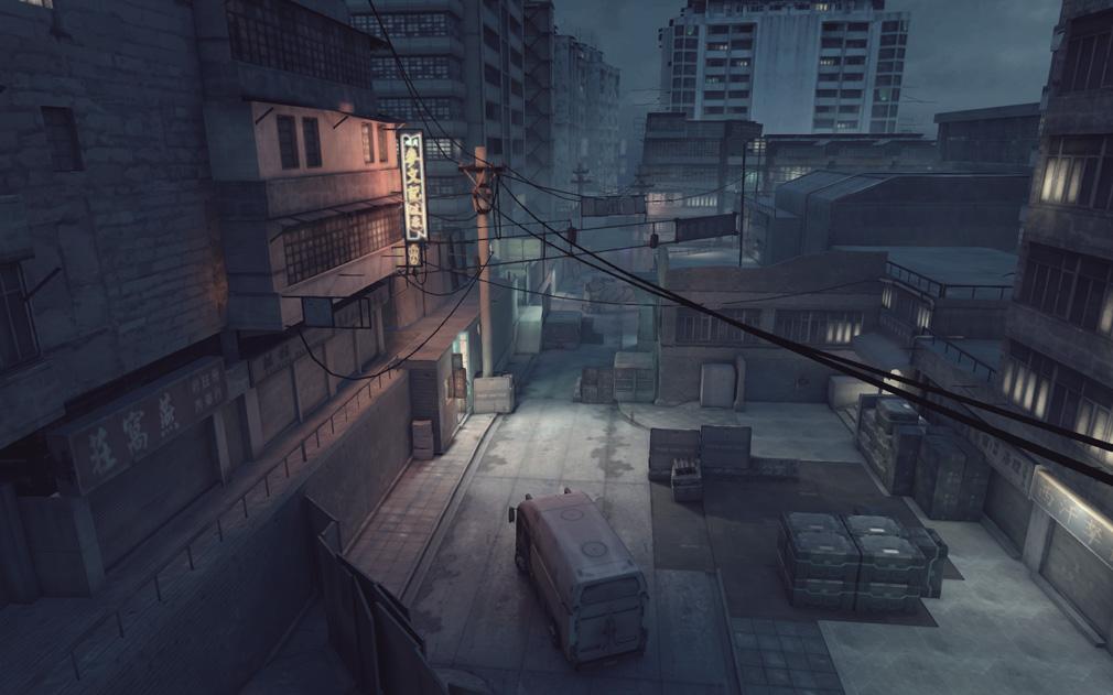 攻殻機動隊S.A.C. ファーストアサルトオンライン Neon Ruins (ネオンラインズ)