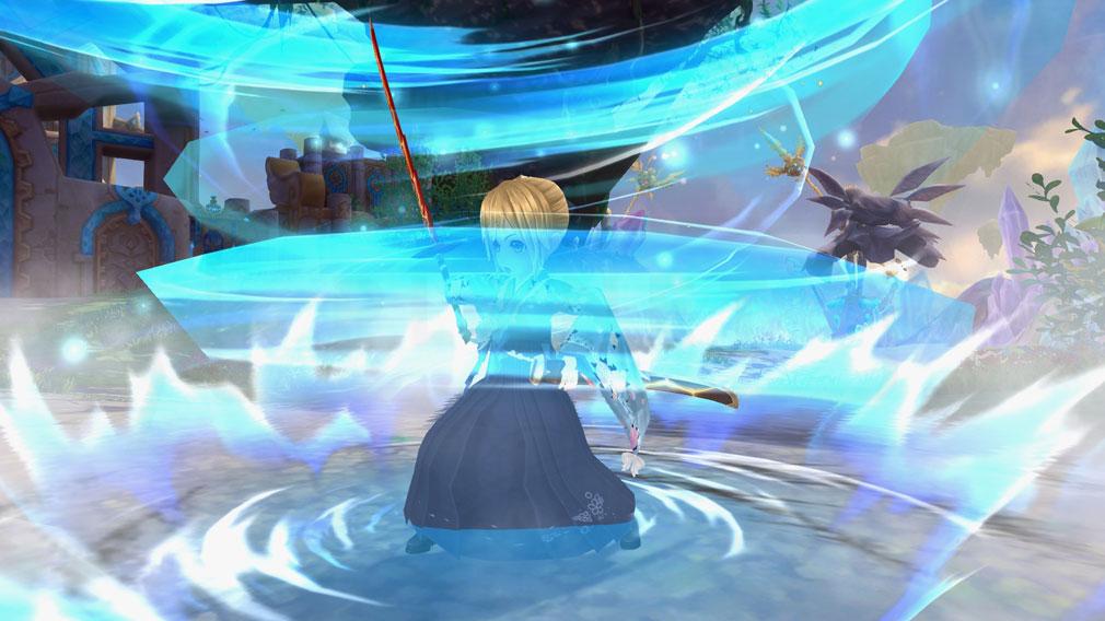 星界神話 -ASTRAL TALE-  13番目のジョブ『剣豪』二次職スキルスクリーンショット