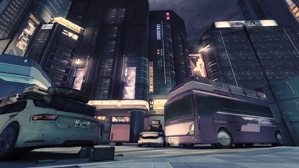 攻殻機動隊S.A.C. ファーストアサルトオンライン Urban City (アーバンシティ)