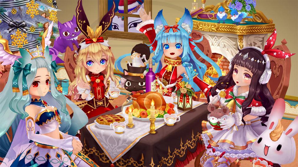 幻想神域-Cross to Fate- 『年末年始の大感謝セール』紹介イメージ