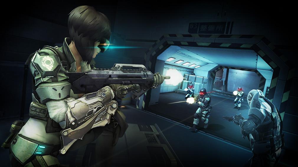 攻殻機動隊S.A.C. ファーストアサルトオンライン キャラクター少佐