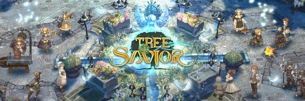 Tree of Savior (ツリーオブセイバー) ToS ゲーム内キャプチャー