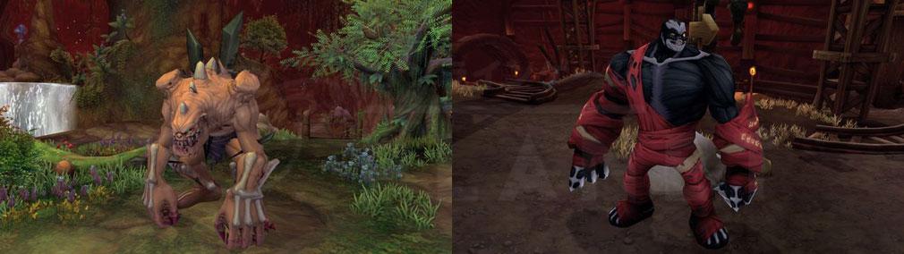 幻想神域-Cross to Fate- 変異した坑夫の兄『セフォリー』、希望の終焉『レオン』スクリーンショット
