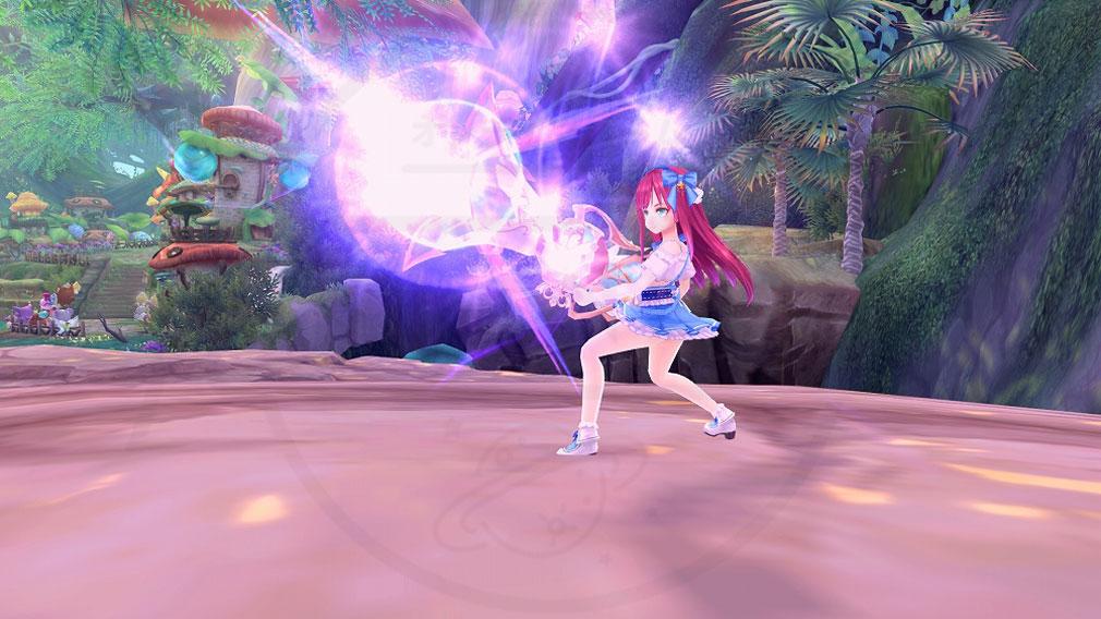 幻想神域-Another Fate- リリ族の『リリカルキャノン』スクリーンショット