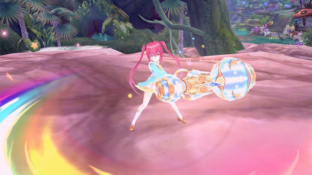 幻想神域-Another Fate- リリ族の『リリカルハンマー』スクリーンショット