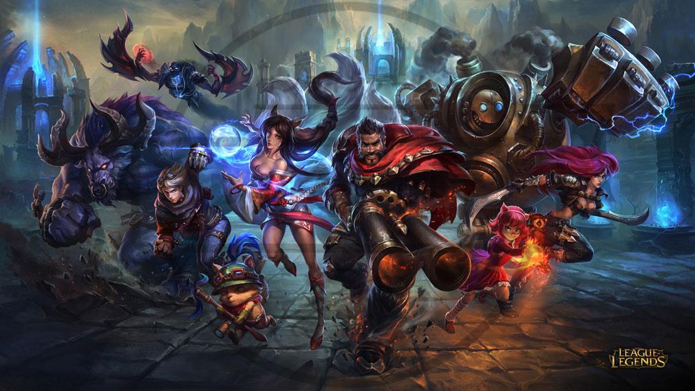 League of Legends(LoL) 日本 メインイメージ