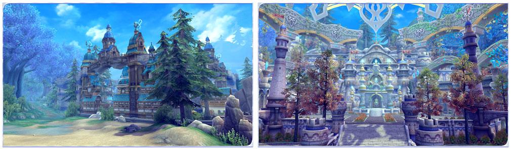 幻想神域-Another Fate- 『サバイバルアリーナ』エリアスクリーンショット