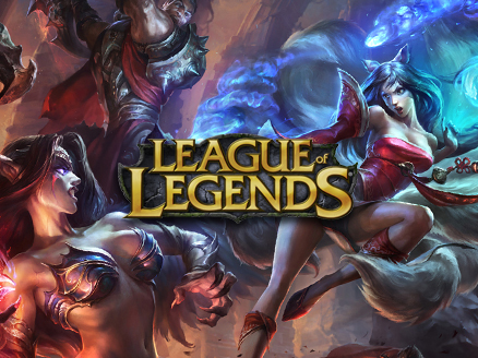 LEAGUE of LEGENDS(LoL) サムネイル