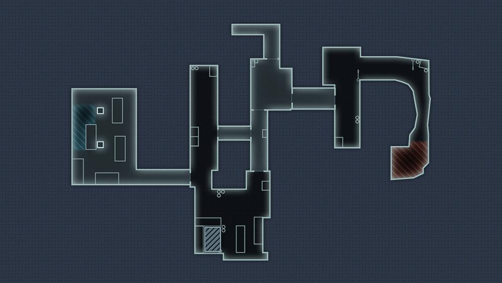 SA2(サドンアタック2 SUDDEN ATTACK2) A補給倉庫MAP