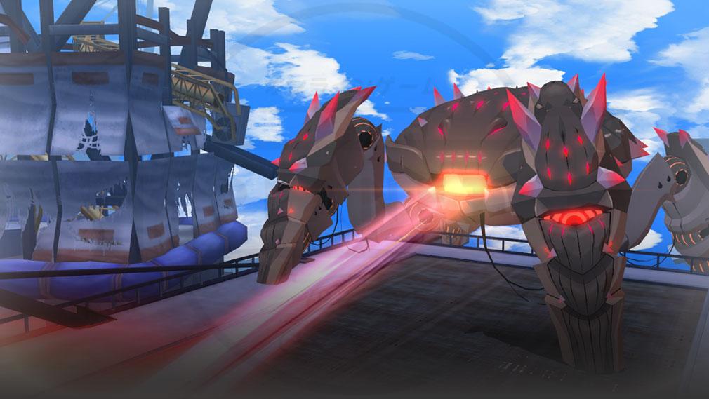 ソウルワーカー(Soulworker) 新メイズ『スカイワーカー』スクリーンショット