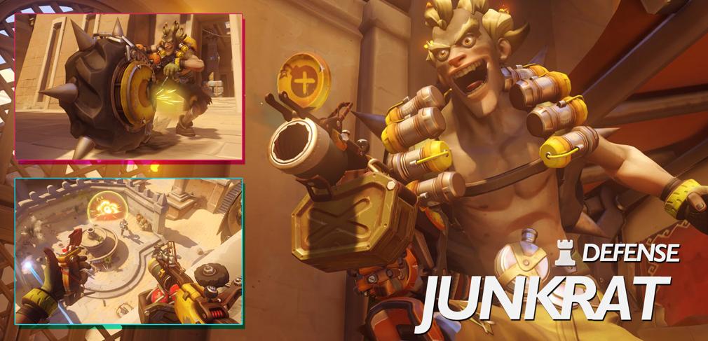 Overwatch (オーバーウォッチ)JUNKRAT(ジャンクラット)