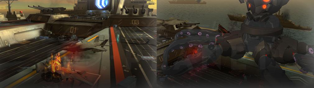 ソウルワーカー(Soulworker) 新メイズ『トランスポートフリート』スクリーンショット