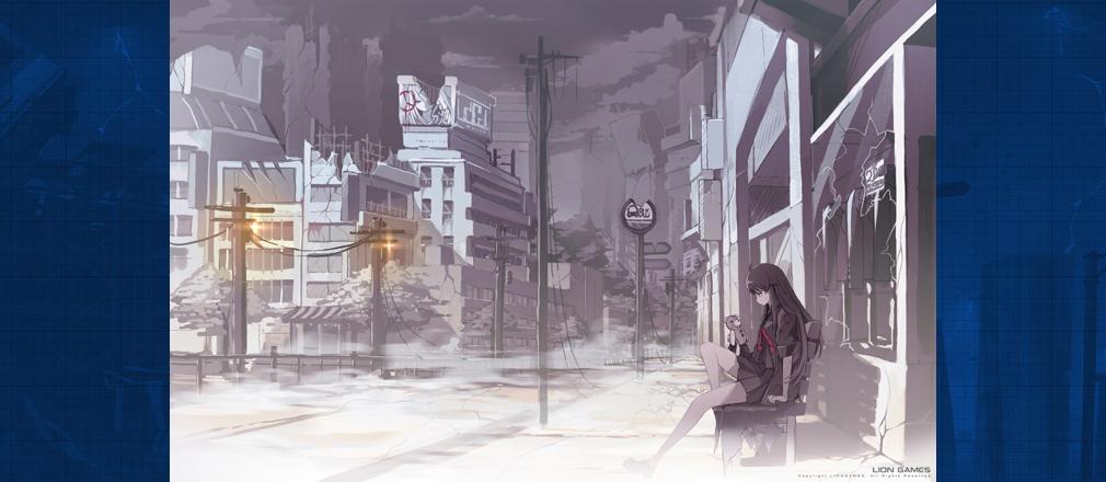 ソウルワーカー(Soulworker) コンセプトアート戦闘後