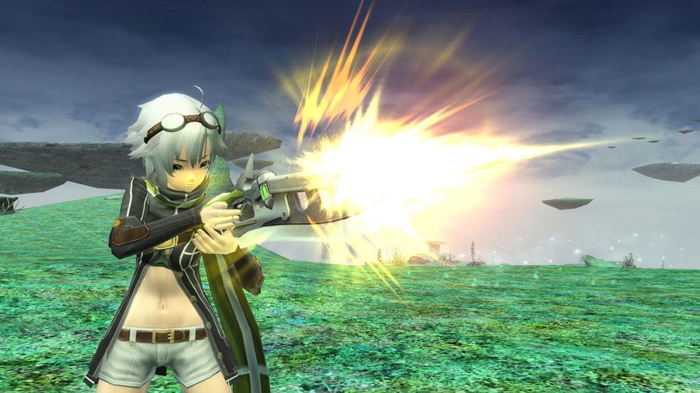 PSO2(ファンタシースターオンライン2) レンジャー
