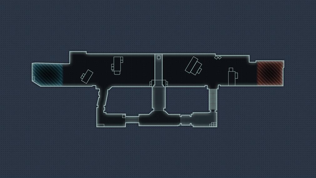 SA2(サドンアタック2 SUDDEN ATTACK2) クロスカウンターMAP