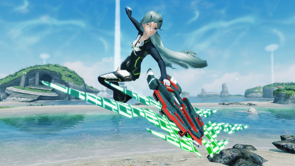 PSO2(ファンタシースターオンライン2) 新武器