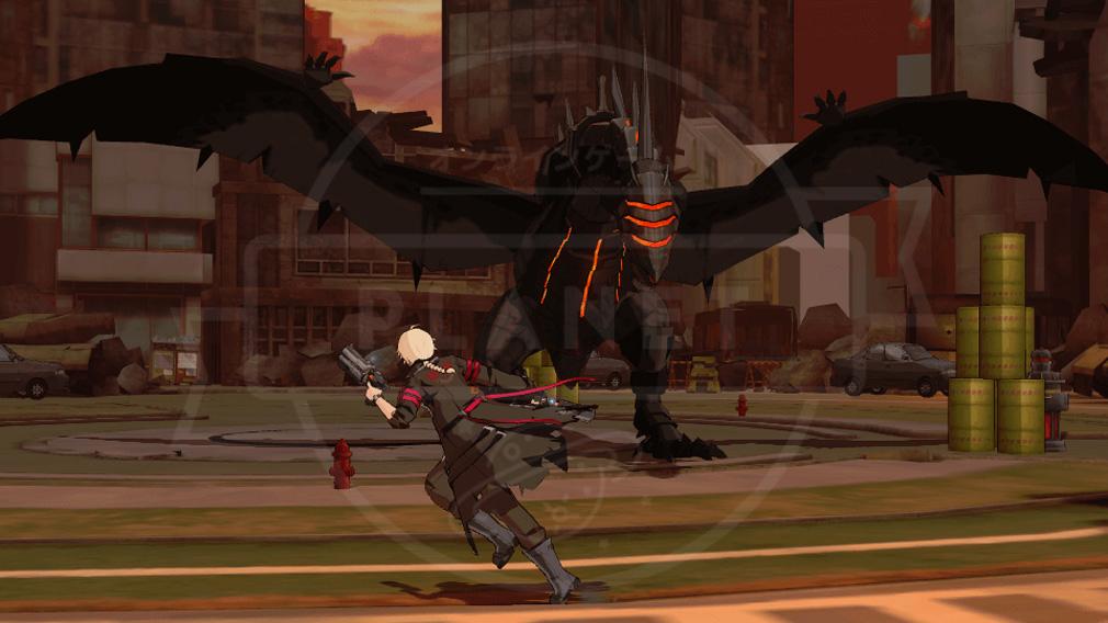 ソウルワーカー(Soulworker) アーウィン・アークライトバトルカット