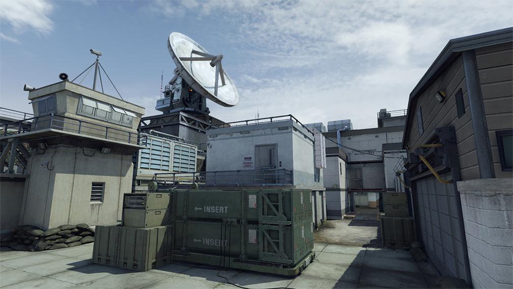 SA2(サドンアタック2 SUDDEN ATTACK2) レーダーサイト