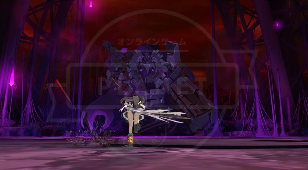 ソウルワーカー(Soulworker) ダンジョンボス