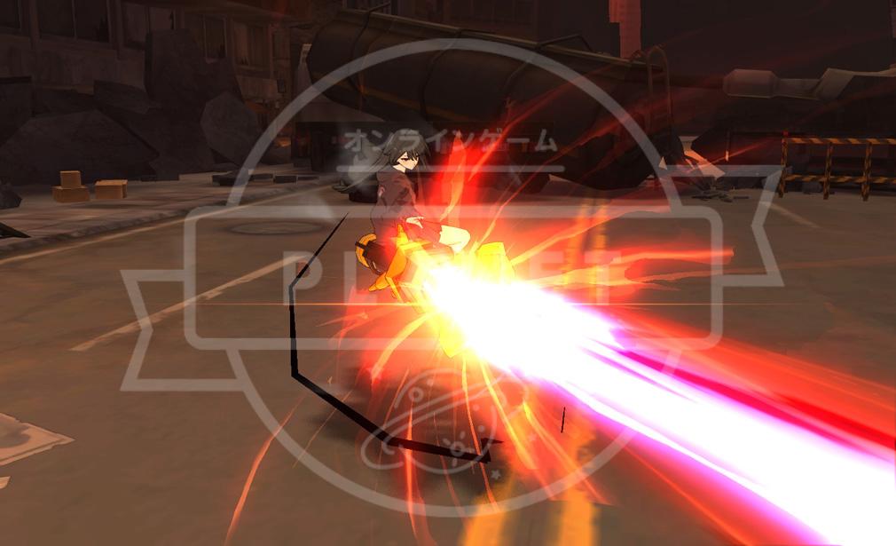 ソウルワーカー(Soulworker) イリス・ユマ