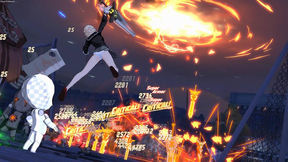 ソウルワーカー(Soulworker)アクションバトルSS