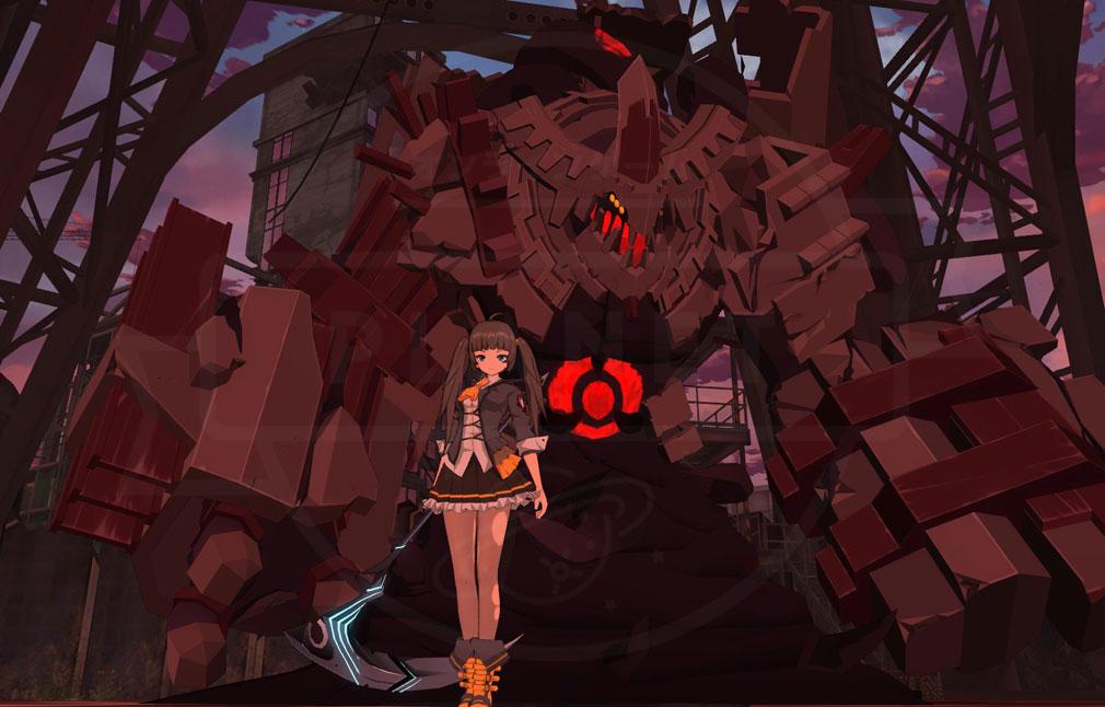 ソウルワーカー(Soulworker) アニメチックアクションMORPGのスクリーンショット