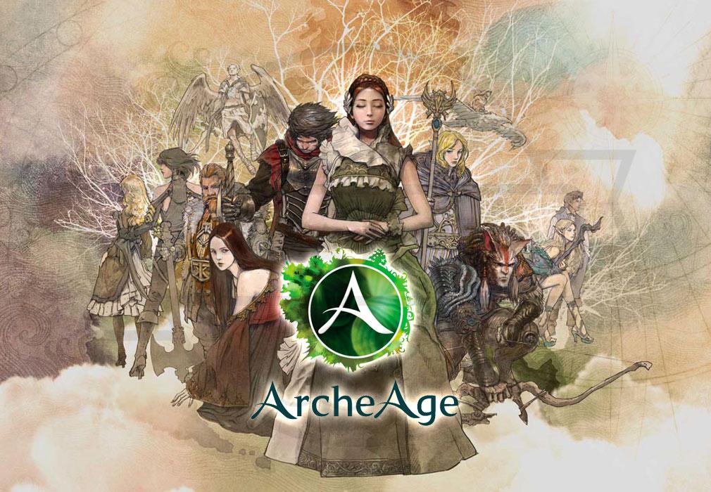 アーキエイジ(ArcheAge) メインイメージ