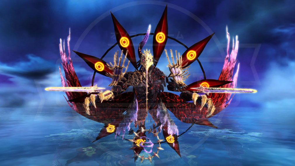 ファンタシースターオンライン2 PHANTASY STAR ONLINE2 (PSO2) 『ダークファルス』【敗者】形態スクリーンショット