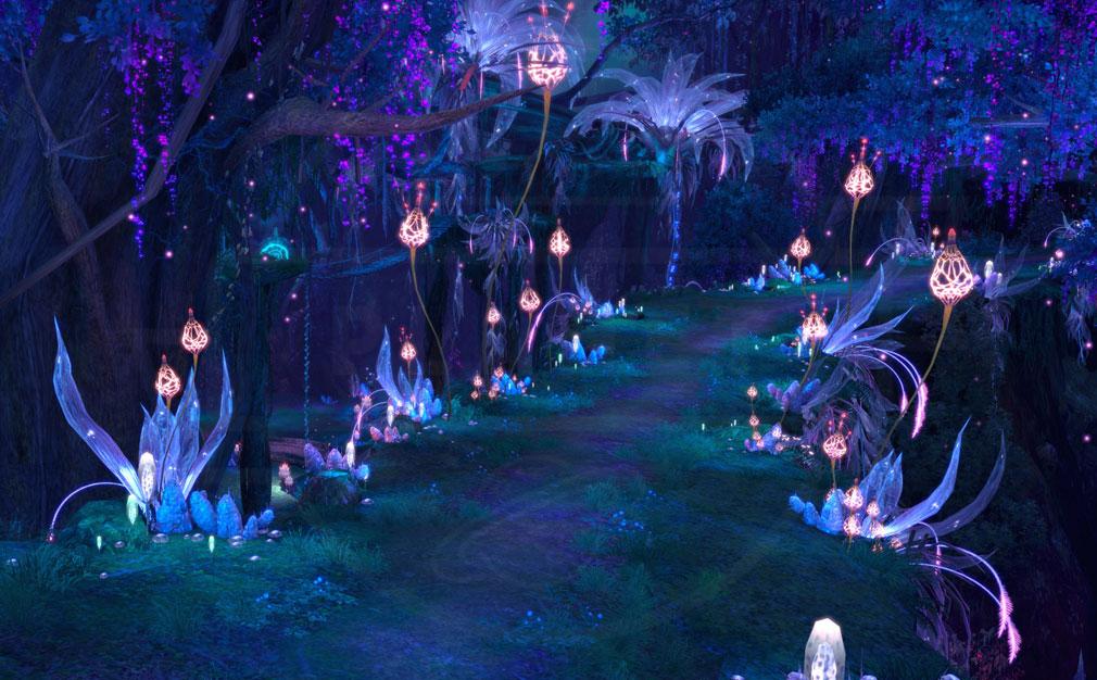 TERA(テラ The Exiled Realm of Arborea) 美麗グラフィックススクリーンショット