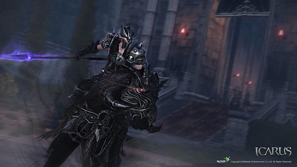 イカロスオンライン(ICARUS ONLINE)  馬騎乗