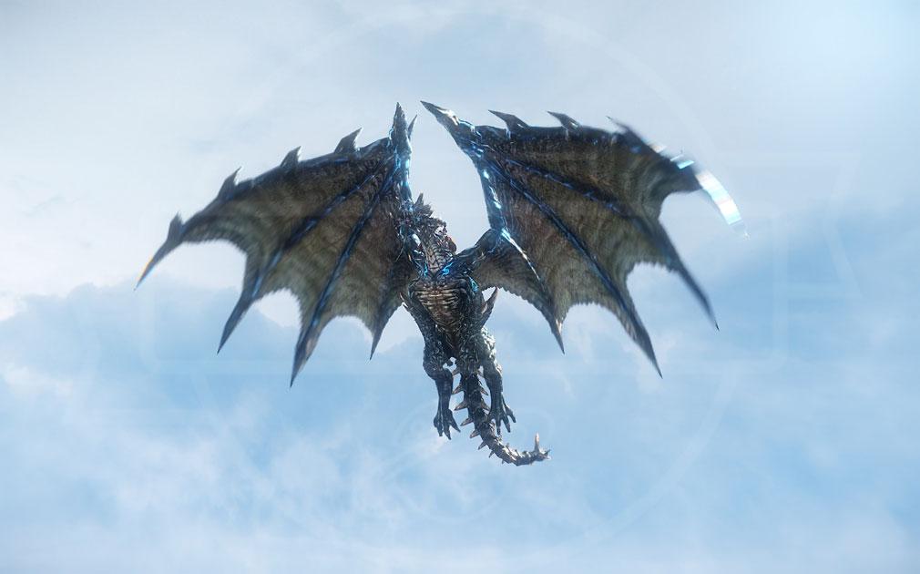 イカロスオンライン(ICARUS ONLINE) ドラゴン騎乗