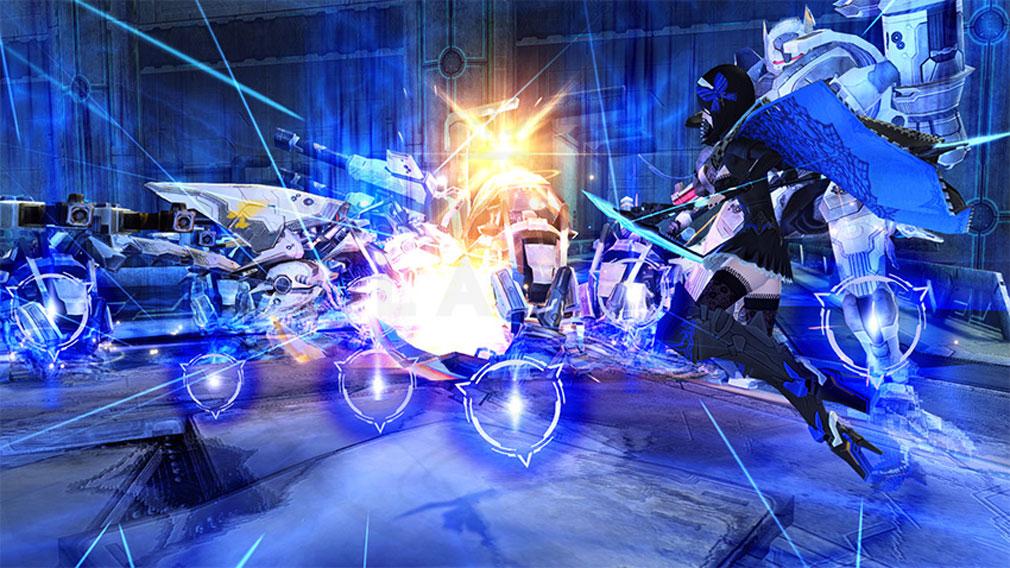 """ファンタシースターオンライン2 PHANTASY STAR ONLINE2 (PSO2) 大型アップデート『EPISODE6』新後継クラス""""ファントム""""スクリーンショット"""