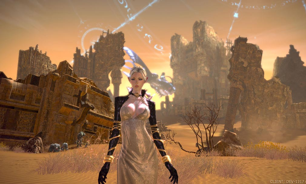 TERA(テラ The Exiled Realm of Arborea) SS1