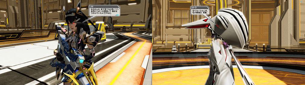 ファンタシースターオンライン2 PHANTASY STAR ONLINE2 (PSO2) 『1章:終がもたらす絶望』スクリーンショット