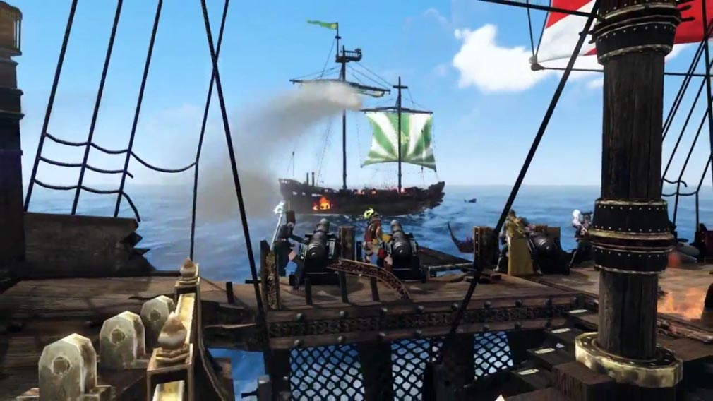 アーキエイジ(ArcheAge) 海上戦
