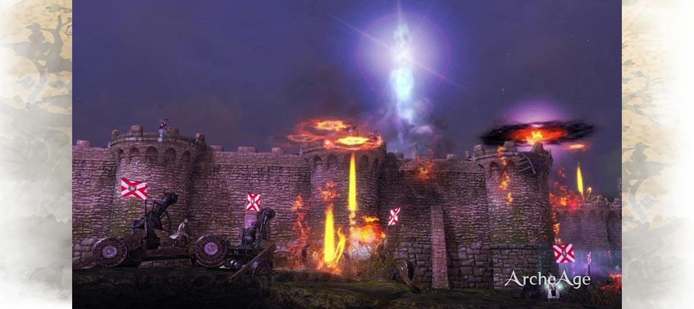 アーキエイジ(ArcheAge) 攻城戦2