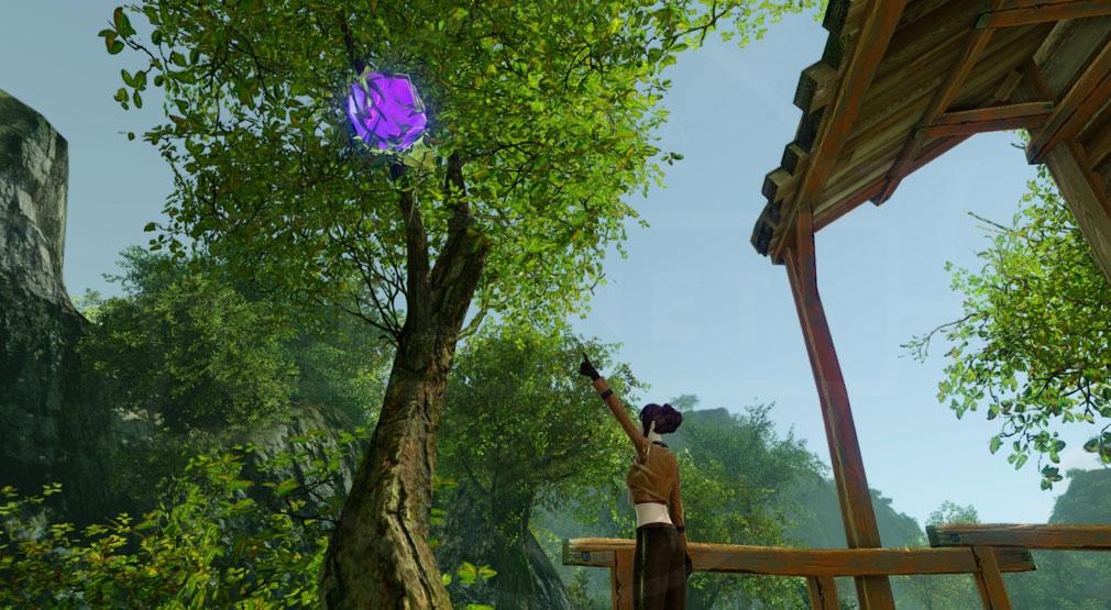 アーキエイジ(ArcheAge) 自宅に成った木の実スクリーンショット