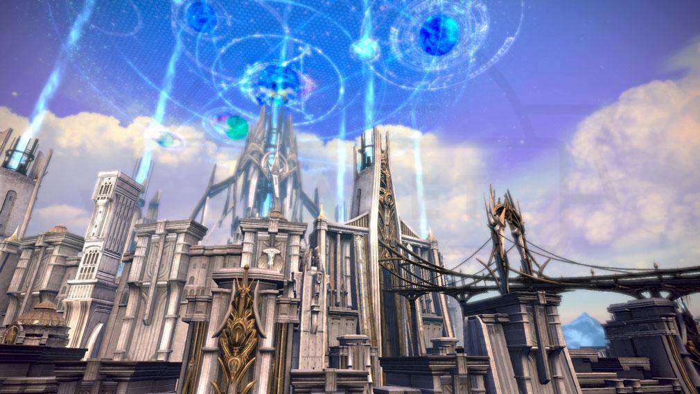 TERA(テラ The Exiled Realm of Arborea) シャラ大陸『アルレマンシア』スクリーンショット