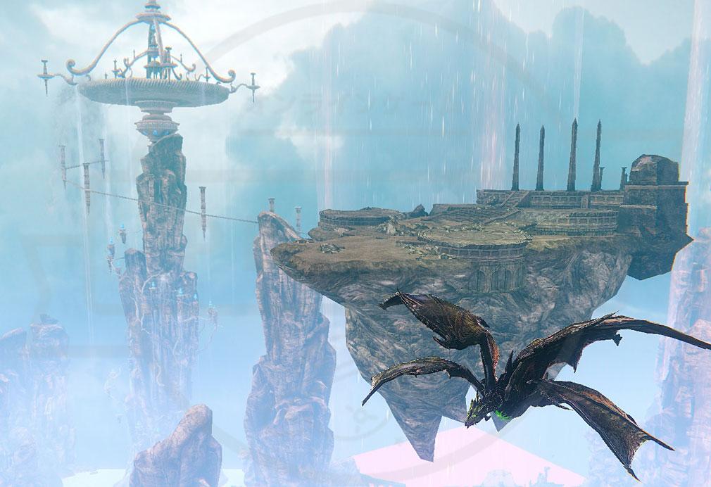 イカロスオンライン(ICARUS ONLINE) ゲームの世界観