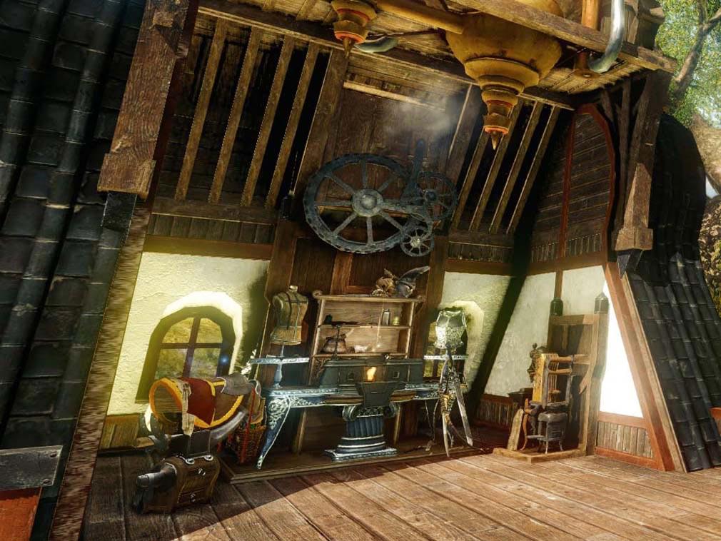 アーキエイジ(ArcheAge) 裁縫工房