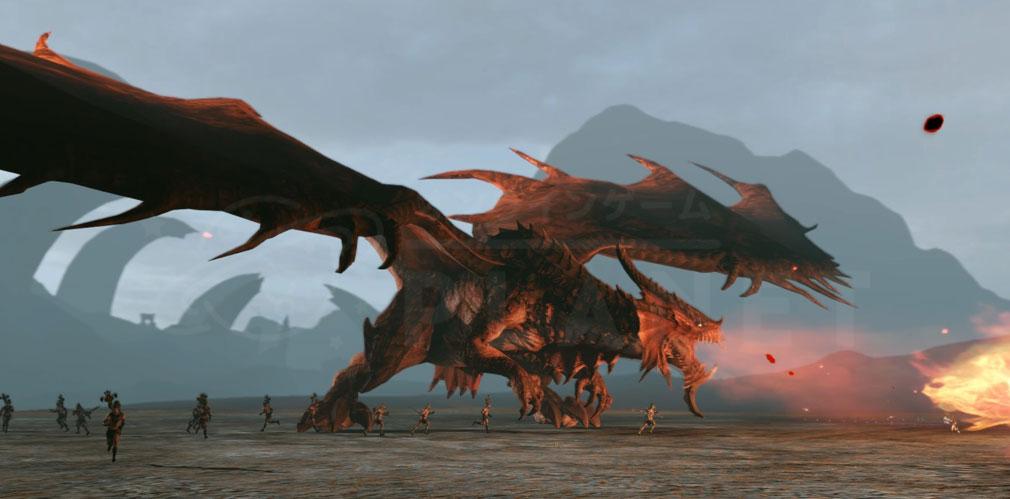 アーキエイジ(ArcheAge) レッドドラゴンスクリーンショット