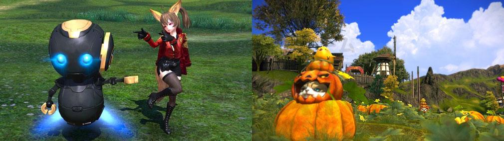 TERA(テラ The Exiled Realm of Arborea) ヘビーガンナーのエリーン、可愛いフィールドスクリーンショット