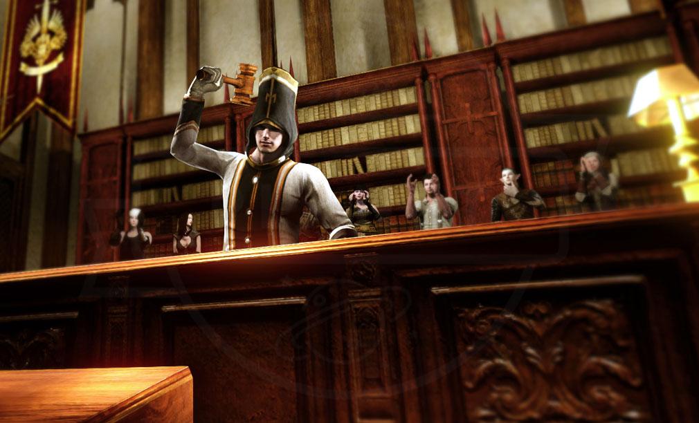 アーキエイジ(ArcheAge) 裁判の判決確定イメージ