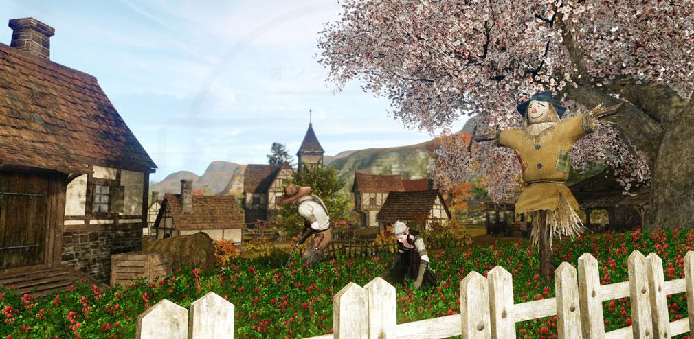 アーキエイジ(ArcheAge) 美麗な農場スクリーンショット