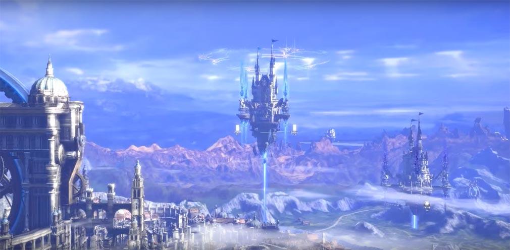 TERA(テラ The Exiled Realm of Arborea) ギルドハウス天空の城